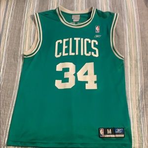 Paul pierce Celtics jersey